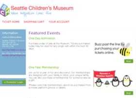 seattlechildrensmuseum.showare.com