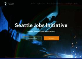 seattlejobsinitiative.com