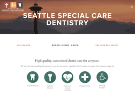 seattlespecialcaredentistry.com