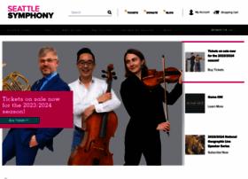 seattlesymphony.org