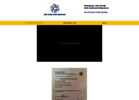 seaviewcarhire.com