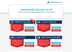 seaweedproducts.co.uk
