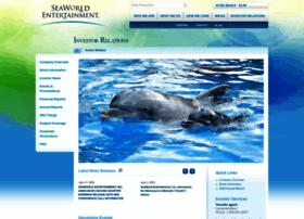 seaworldinvestors.com