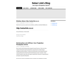 sebarlink.wordpress.com