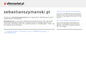 sebastianszymanski.pl