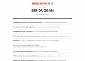 sebduggan.com
