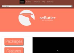 sebutler.net