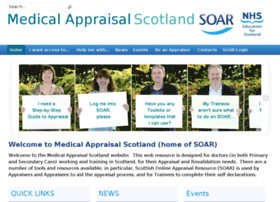 seccare.appraisal.nes.scot.nhs.uk