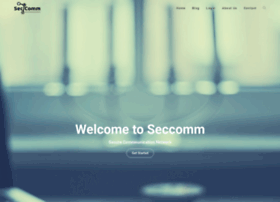 seccomm.net