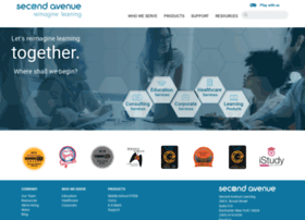 secondavenuelearning.com