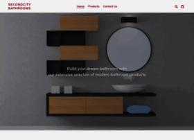 secondcitybathrooms.co.uk