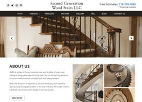 secondgenerationstairs.com