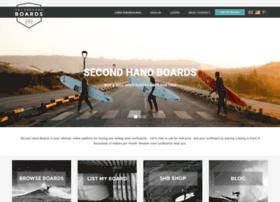 secondhandboards.com
