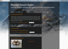 secondhandchairs.blogspot.in