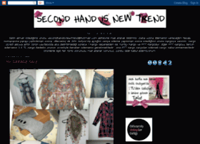 secondhandisnewtrend.blogspot.com