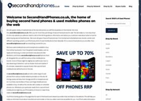 secondhandphones.co.uk