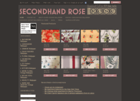 secondhandrose.com