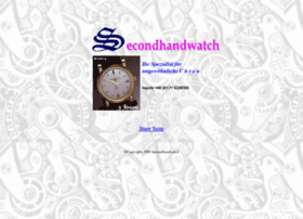 secondhandwatch.de