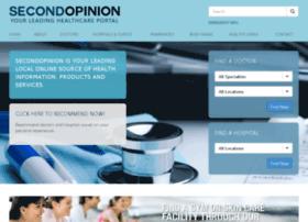secondopinion.com.pk