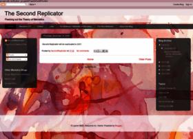 secondreplicator.blogspot.com