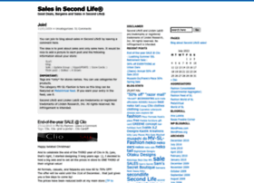 secondsales.wordpress.com