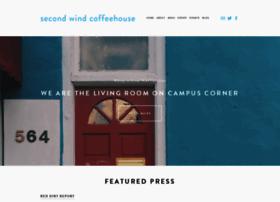 secondwindcoffeehouse.com
