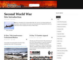 secondworldwar.co.uk