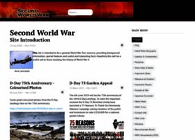 secondworldwar.co.uk