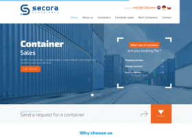 Secoracontainers.com