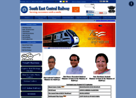 secr.indianrailways.gov.in