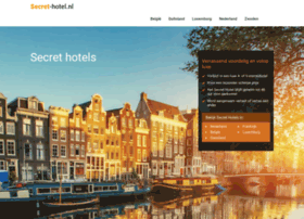 secret-hotel.nl