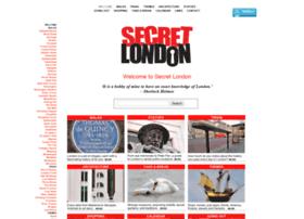 secret-london.co.uk