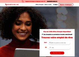 secretaire-inc.com