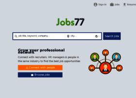 secretarialjobs77.com