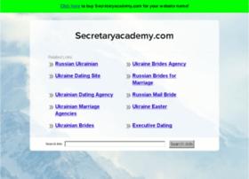 secretaryacademy.com