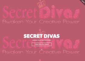 secretdivas.splashthat.com