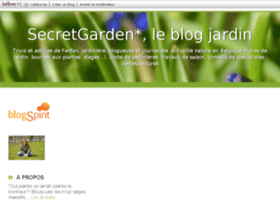 secretgarden.lalibreblogs.be