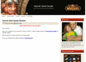 secretgoldguide.org