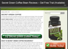 secretgreencoffeereview.com