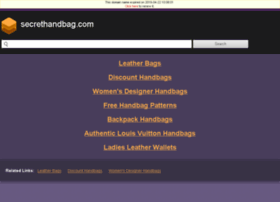 secrethandbag.com