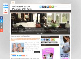 secrethowtogetpregnantwithtwins.blogspot.com