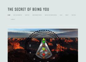 secretofbeingyou.com