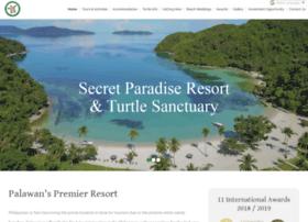 secretparadiseresort.com