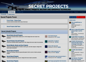 secretprojects.co.uk