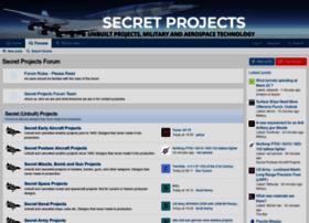 secretprojects.co.uk