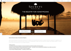 secrets.honeymoonwishes.com
