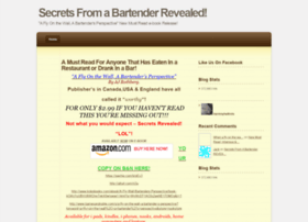 secretsofabartender.wordpress.com