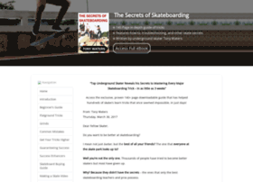 secretsofskateboarding.com