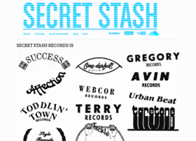 secretstashrecords.com