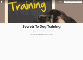 secretstodogtrainingreviewed.tumblr.com